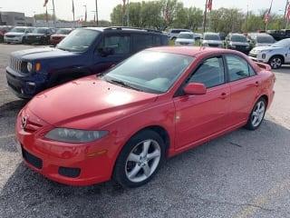 2008 Mazda Mazda6 i Sport