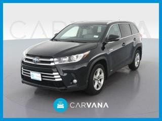 2018 Toyota Highlander Hybrid Limited