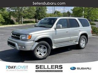 2000 Toyota 4Runner Limited