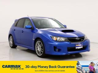 2011 Subaru Impreza WRX Limited