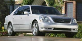 2006 Lexus LS 430 Base