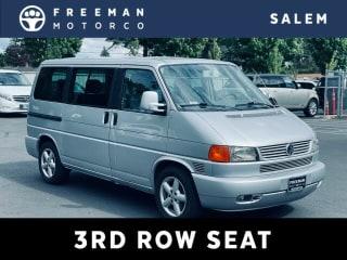 2001 Volkswagen EuroVan GLS