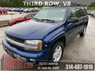 2003 Chevrolet TrailBlazer EXT LS