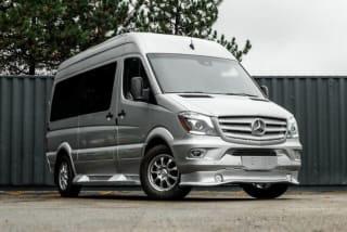 2018 Mercedes-Benz Sprinter Passenger