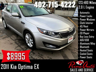 2011 Kia Optima EX Turbo
