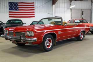 1973 Oldsmobile Eighty-Eight
