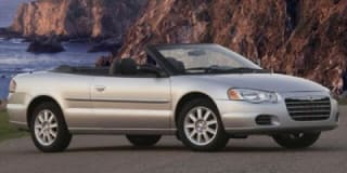 2004 Chrysler Sebring Base