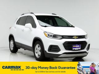 2018 Chevrolet Trax LT