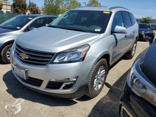 2014 Chevrolet Traverse LT
