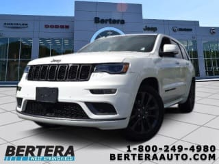 2018 Jeep Grand Cherokee High Altitude