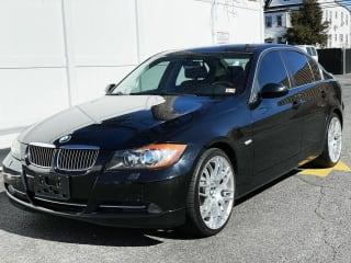 2008 BMW 3 Series 335xi