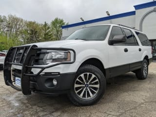 2017 Ford Expedition EL XL Fleet