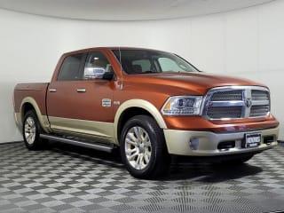 2013 Ram Pickup 1500 Laramie Longhorn