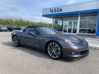 2013 Chevrolet Corvette 427 Collector Edition