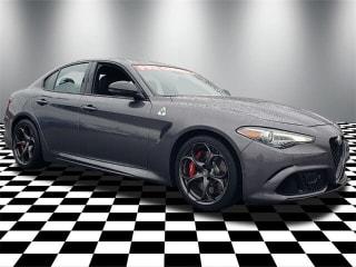 2020 Alfa Romeo Giulia Quadrifoglio