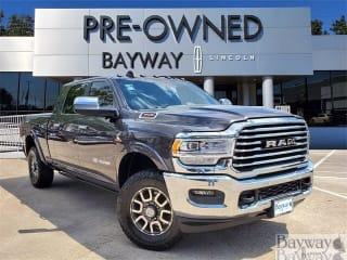 2020 Ram Pickup 3500 Laramie Longhorn