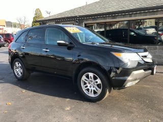 2008 Acura MDX SH-AWD w/Power Tailgate w/Tech