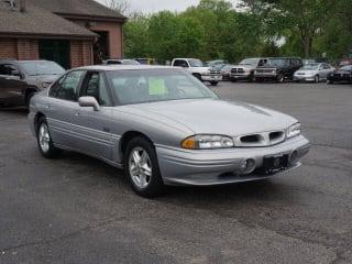 1998 Pontiac Bonneville SLE