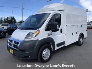 2017 Ram ProMaster Cutaway Chassis 3500 136 WB