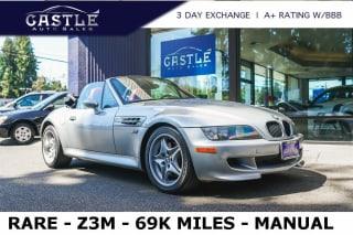 1999 BMW Z3 M Base