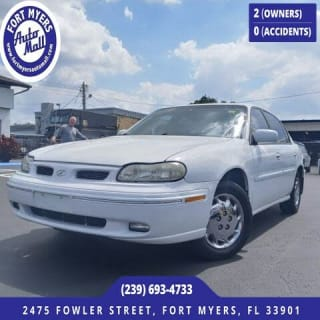 1999 Oldsmobile Cutlass GL