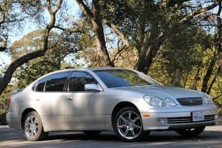 2005 Lexus GS 430 Base
