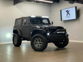 2014 Jeep Wrangler Freedom Edition