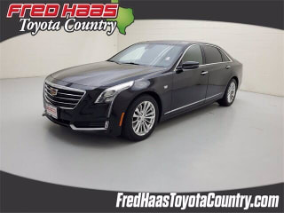 2017 Cadillac CT6 2.0T Luxury