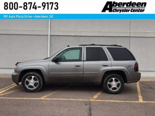 2008 Chevrolet TrailBlazer LT1