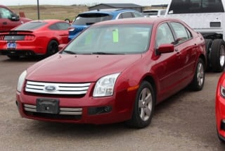 2008 Ford Fusion I4 SE