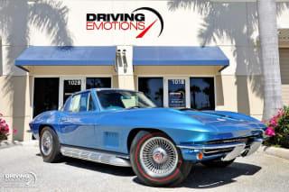 1967 Chevrolet Corvette 435HP V8 427