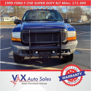 1999 Ford F-250 Super Duty