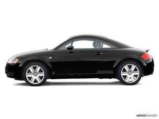 2004 Audi TT 250hp quattro