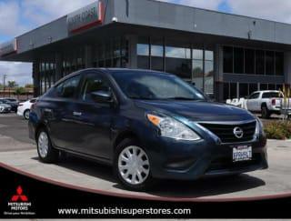 2017 Nissan Versa 1.6 SV