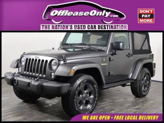 2017 Jeep Wrangler Freedom