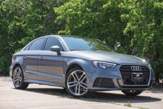 2018 Audi A3 2.0T Premium Plus