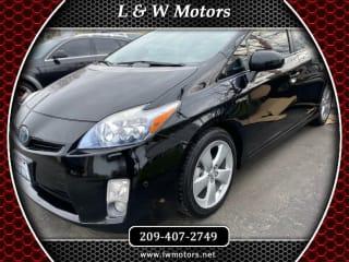 2011 Toyota Prius