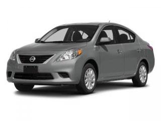 2014 Nissan Versa 1.6 SL