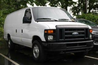 2011 Ford E-Series Cargo E-250