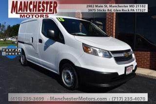 2015 Chevrolet City Express Cargo LT