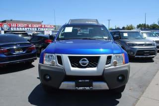 2012 Nissan Xterra S