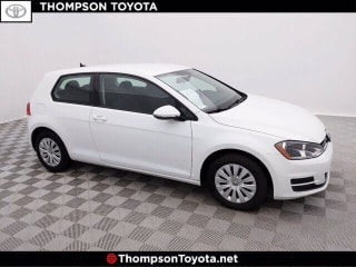 2015 Volkswagen Golf 1.8T Launch Edition PZEV