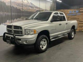 2004 Dodge Ram Pickup 2500 Laramie