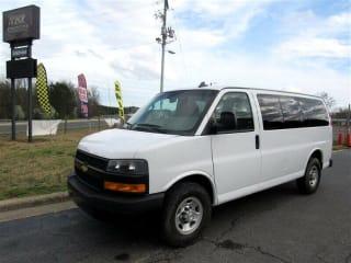 2018 Chevrolet Express Passenger LS 2500