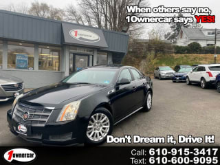 2011 Cadillac CTS 3.0L Luxury