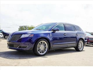 2017 Lincoln MKT Elite