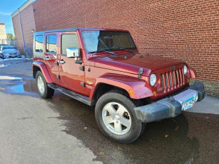 2008 Jeep Wrangler Unlimited