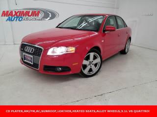 2008 Audi A4 3.2 quattro