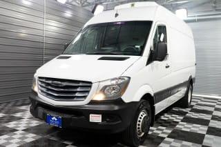 2016 Mercedes-Benz Sprinter 3500 144WB Refrigerator Turbo Diesel Cargo Van