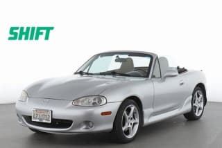 2002 Mazda MX-5 Miata Base